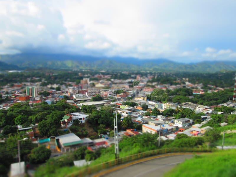 San Juan de Los Morros lizenzfreies stockbild
