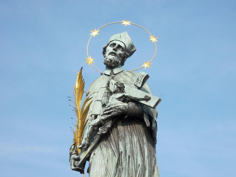 San Juan de Nepomuk imagenes de archivo