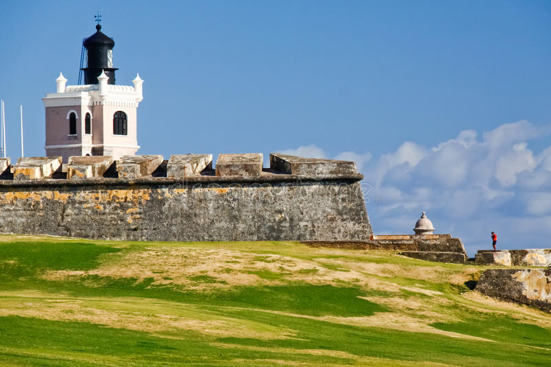 San Juan - El Morro Castle Lighthouse