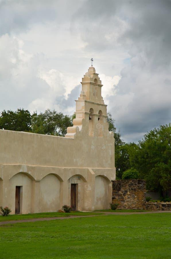 San Juan kapell royaltyfri foto
