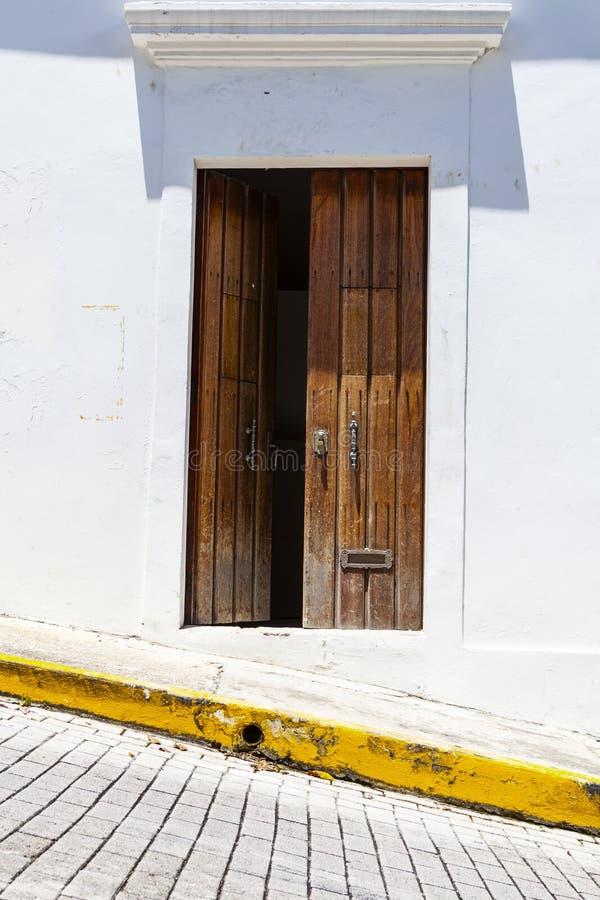 San Juan Old City fotos de archivo