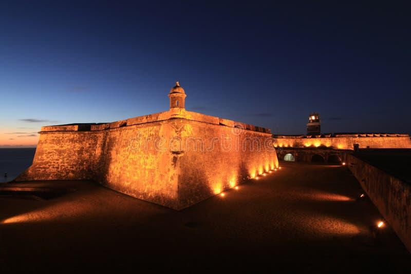 San Juan, Porto Rico immagine stock libera da diritti
