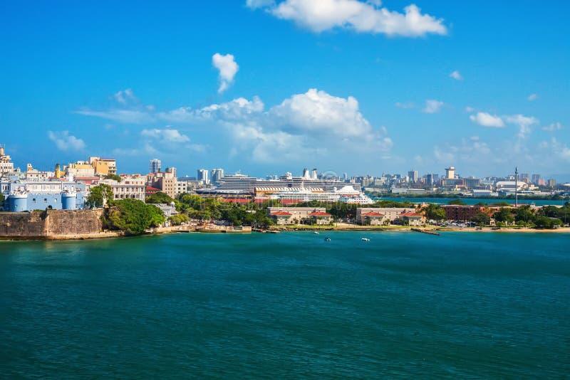 San Juan, Porto Rico immagini stock