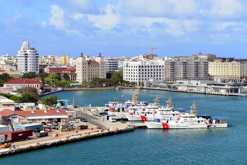 San Juan, Porto Rico image stock