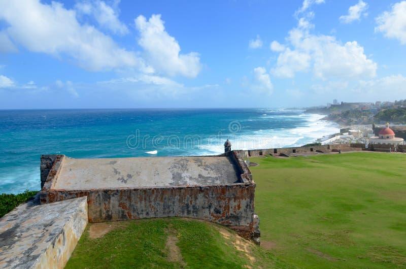 San Juan, Puerto Rico imagen de archivo libre de regalías