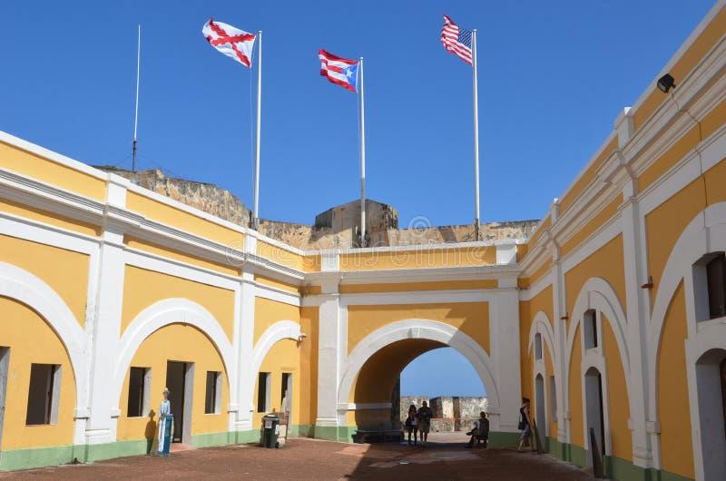 San Juan, Puerto Rico fotos de archivo libres de regalías