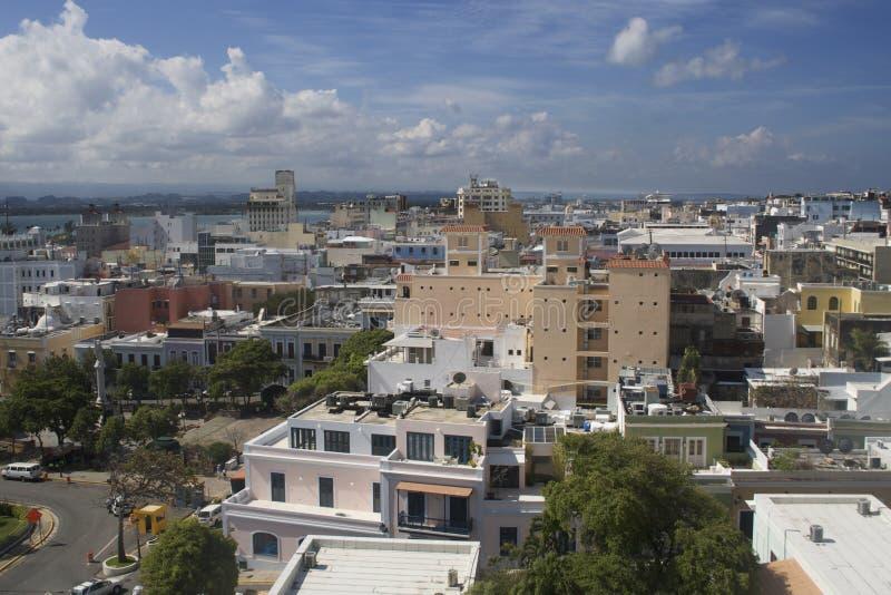 San Juan, Puerto Rico stockbilder