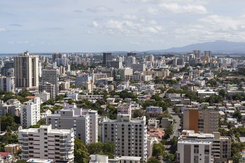 San Juan Puerto Rico fotografie stock