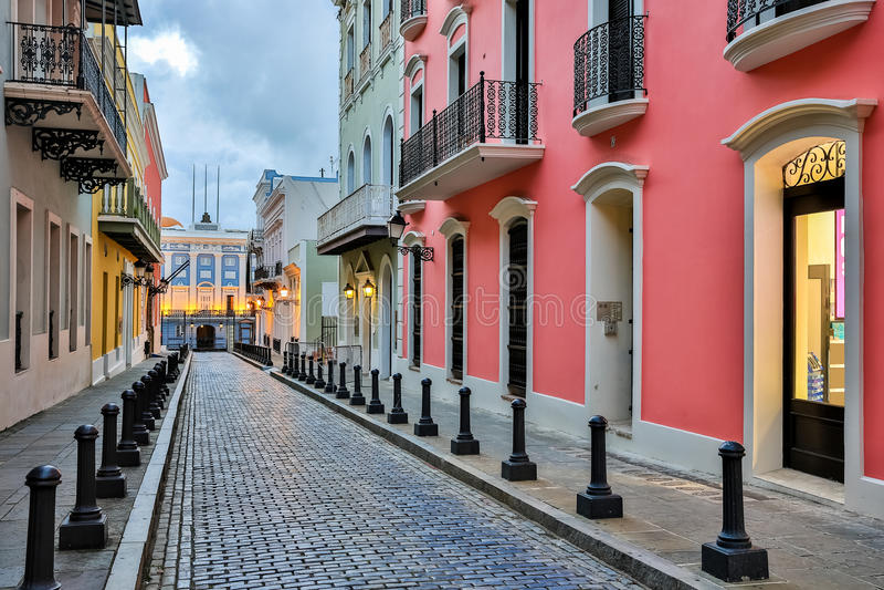 San Juan, Puerto Rico foto de archivo