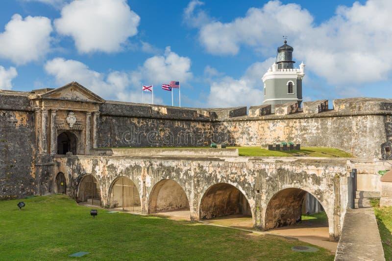 San Juan, Puerto Rico fotografía de archivo