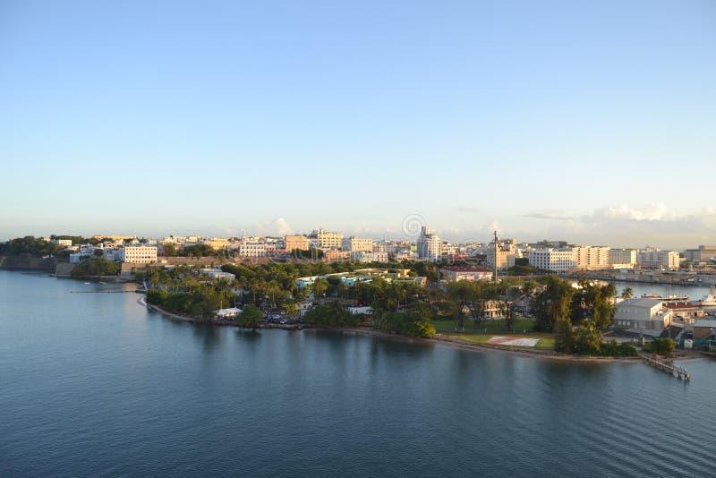 San Juan, Puerto Rico imagen de archivo