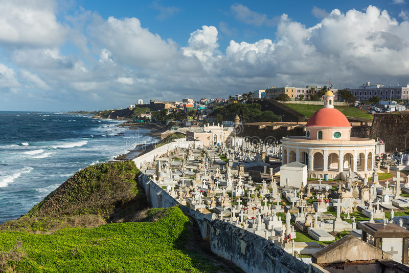 San Juan, Puerto Rico royalty free stock photography