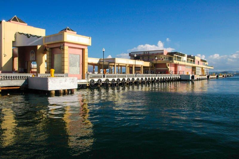 San Juan rejsu dok zdjęcie stock