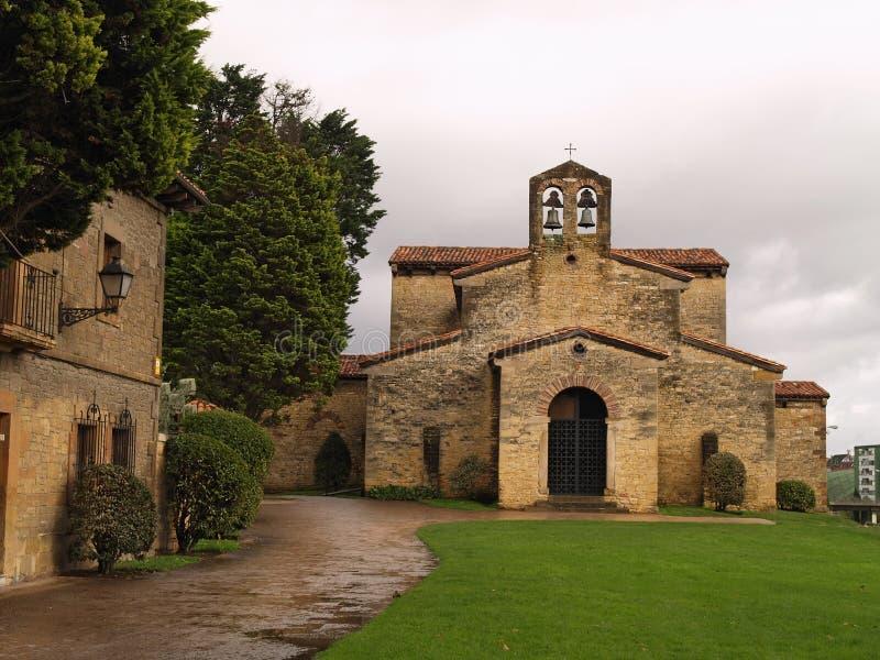 San Juliano de los Prados foto de stock