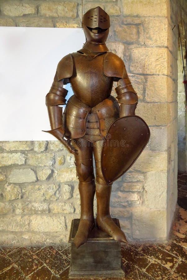 Free San Leo - Medieval Armor Of Knight Royalty Free Stock Photo - 96826795
