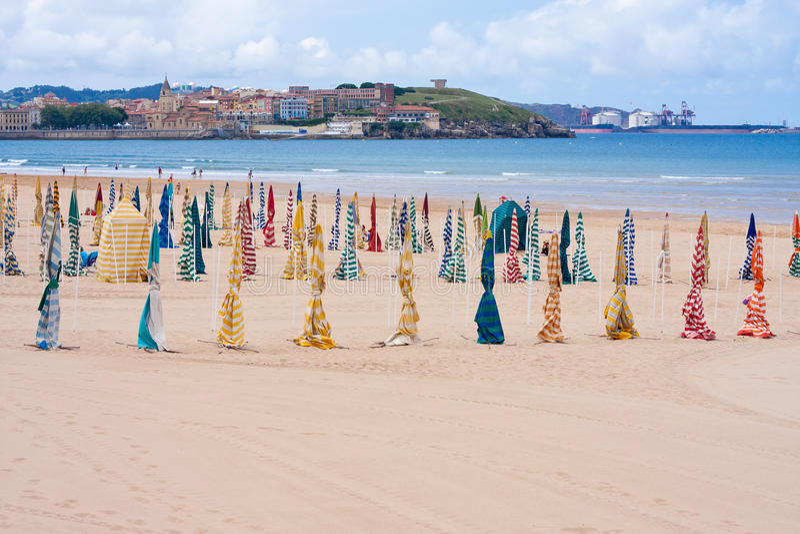 Download San Lorenzo beach stock photo. Image of lorenzo, sand - 25920874