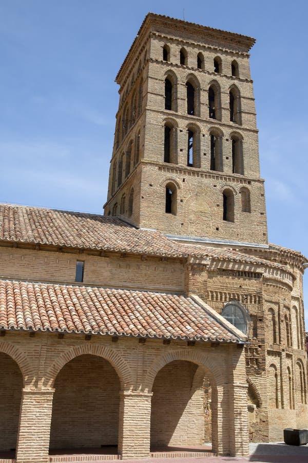 San Lorenzo Church, Sahagun royaltyfri bild