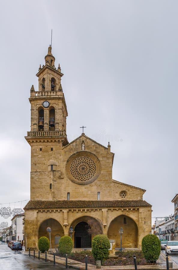 San Lorenzo Cordoba, Spanien arkivfoton