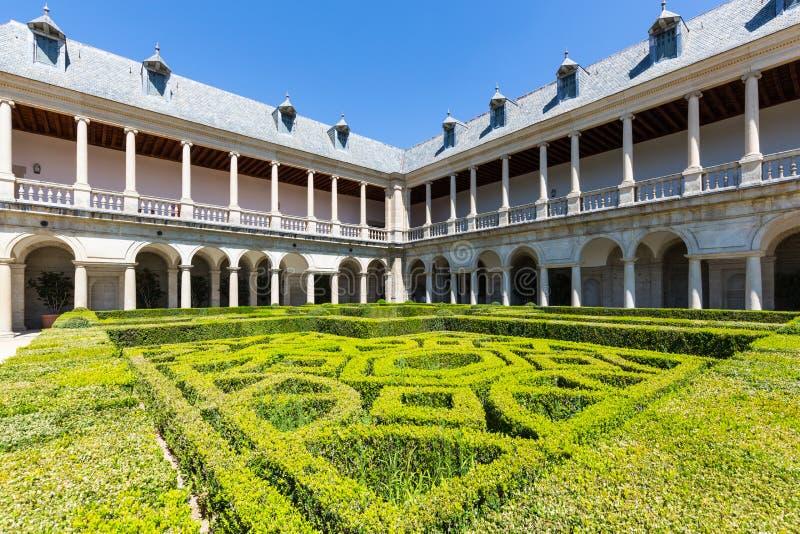 San Lorenzo de El Escorial - España - la UNESCO imágenes de archivo libres de regalías