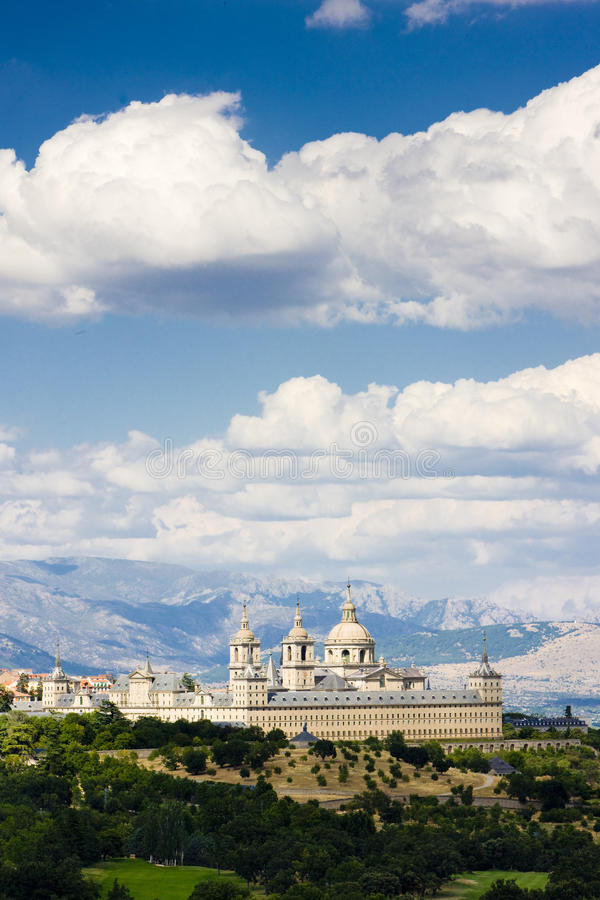 Free San Lorenzo Del Escorial Royalty Free Stock Photography - 11454367