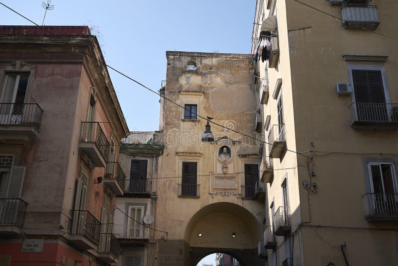San Lorenzo område arkivbilder