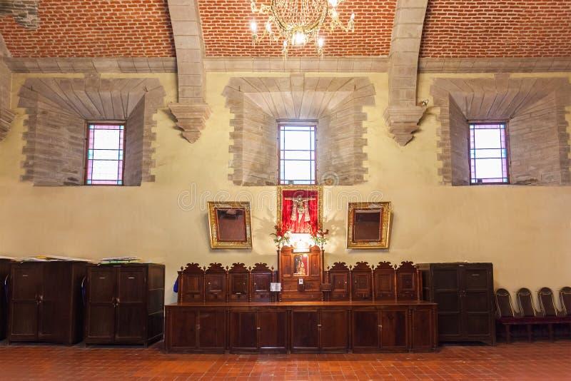 San- Lorenzokirche lizenzfreie stockfotos