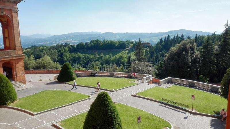 San Luca royalty free stock photo