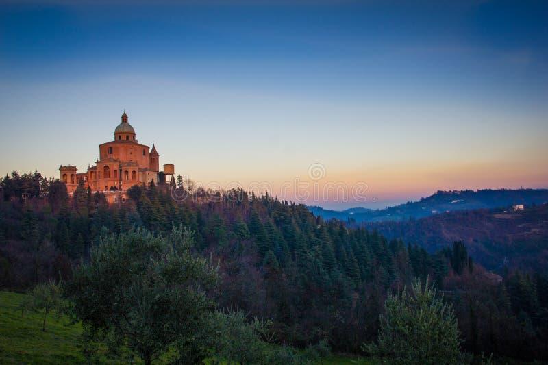 San Luca church royalty free stock photography