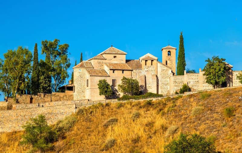 San Lucas Church en Toledo, España foto de archivo libre de regalías