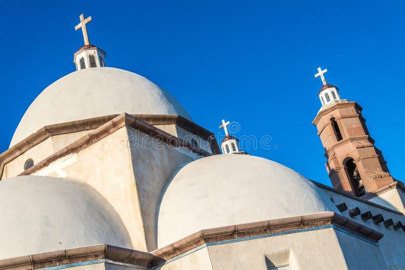 San Luis Church Historic Landmark image stock