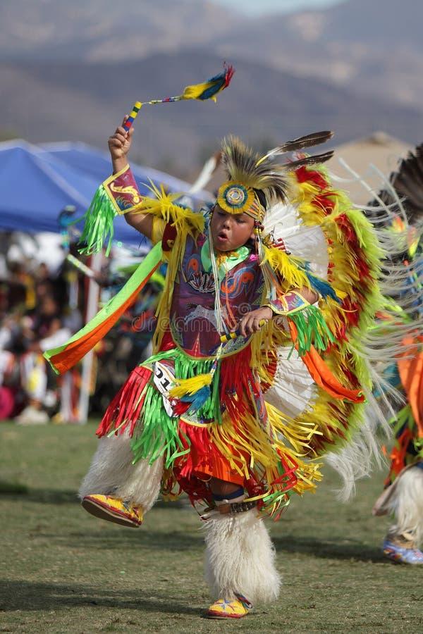 San Manuel Indians Pow Wow - 2012 fotografia de stock royalty free