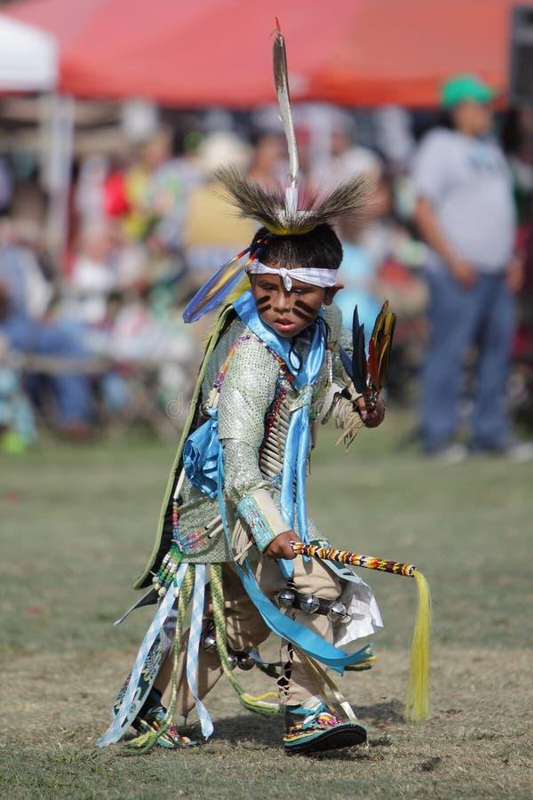 San Manuel Indians Pow Wow - 2012 royaltyfri bild