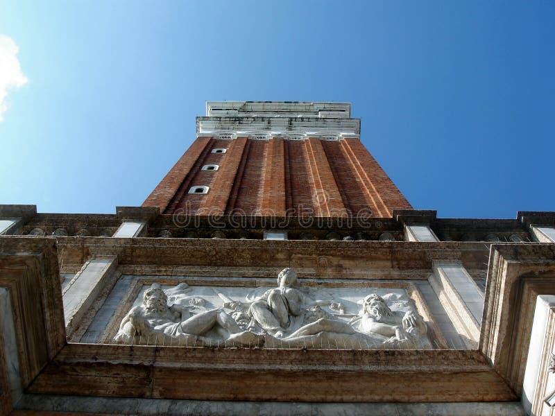 San Marco Campanilla photo libre de droits