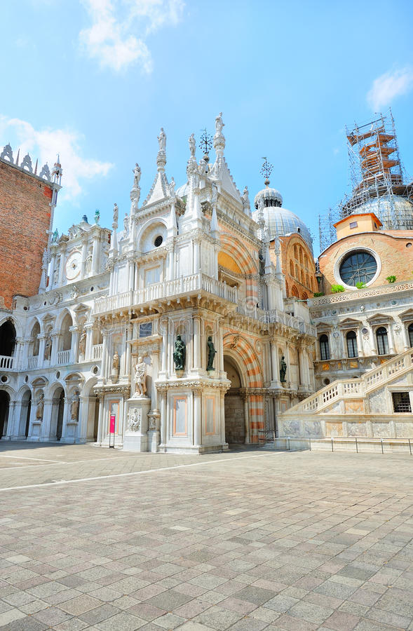 Download San Marco Cathedral In Venice Stock Photo - Image: 27623050