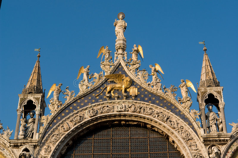 Download San Marco Cathedral, Venice Royalty Free Stock Photos - Image: 3264088