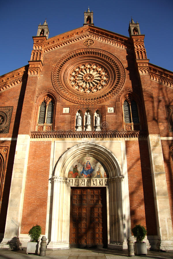 Download San Marco Church In Milan, Italy Stock Photo - Image: 37214240