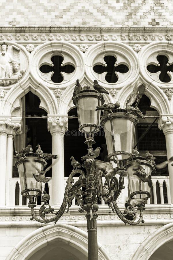 San Marco Piazza em Veneza imagens de stock