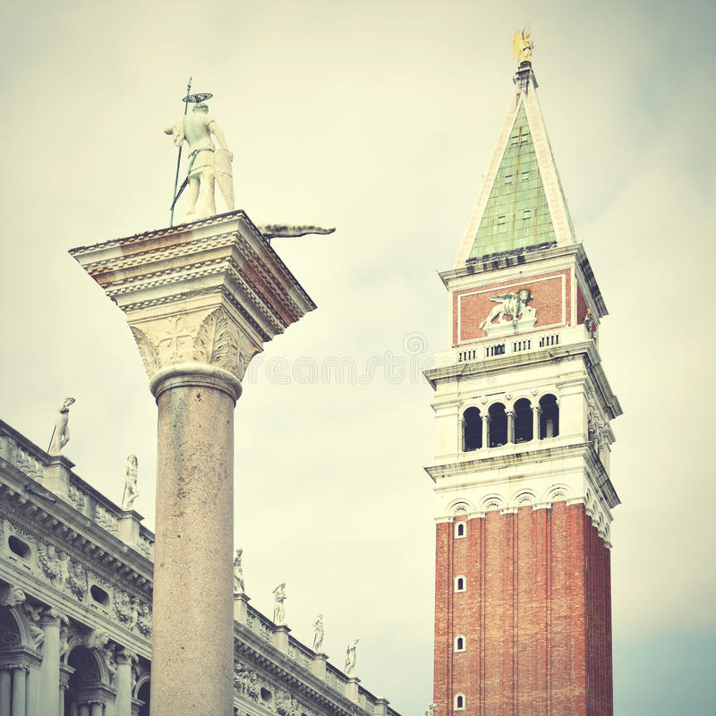 Free San Marco Square Royalty Free Stock Photography - 47122207