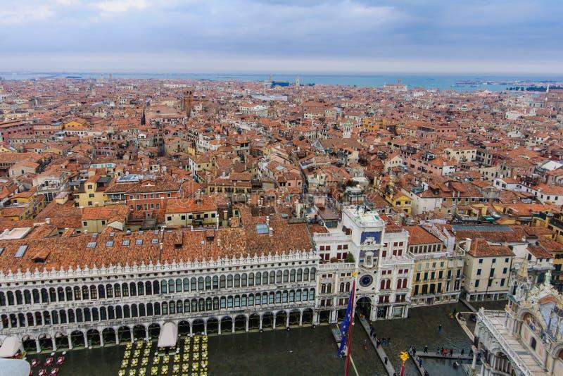 San Marco Terasa royalty-vrije stock foto