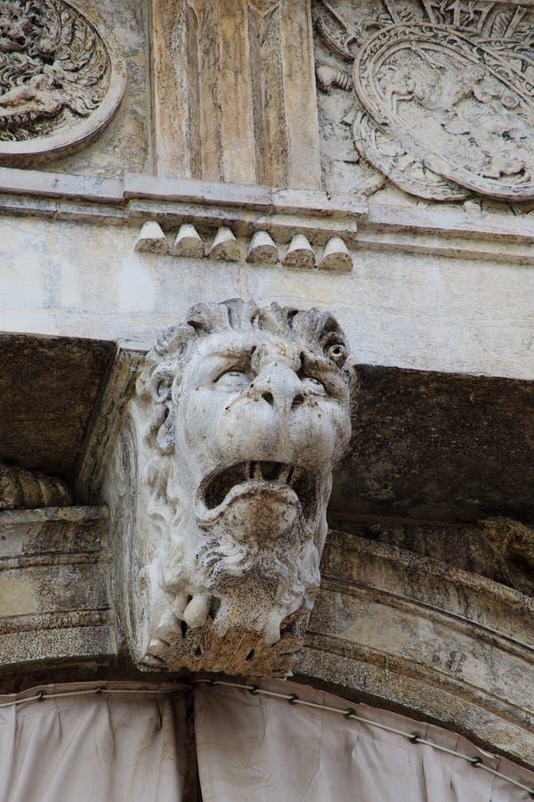 San Marco Terasa stock afbeelding