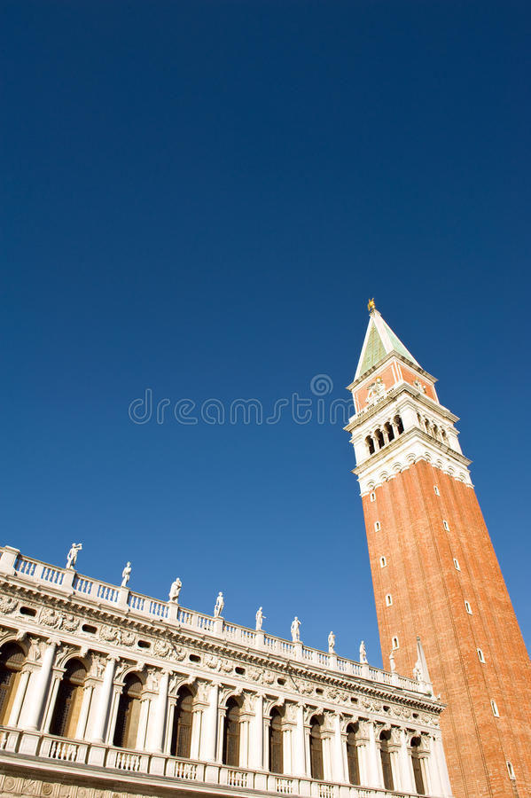Download San Marco Tower. Royalty Free Stock Photo - Image: 21419155