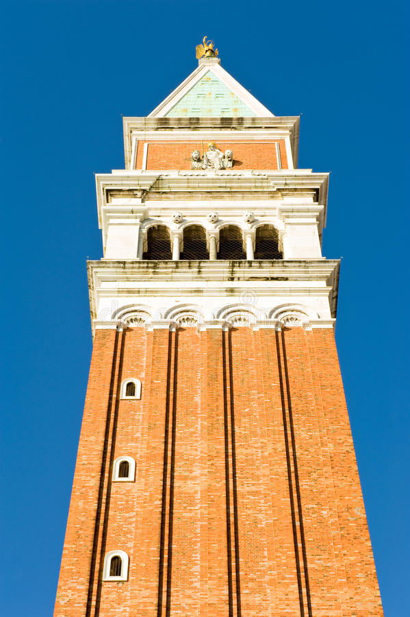 Download San Marco Tower. Stock Images - Image: 21419204