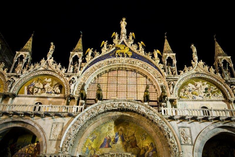 San Marco, Venedig, Italien stockfotografie