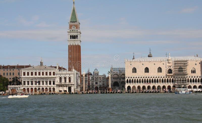 San marco włochy Wenecji obrazy royalty free