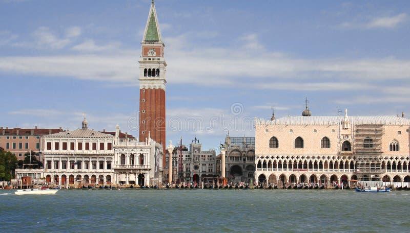 San marco włochy Wenecji zdjęcia stock