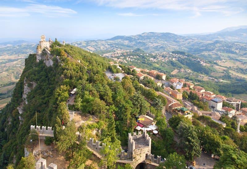 San Marino fotos de stock
