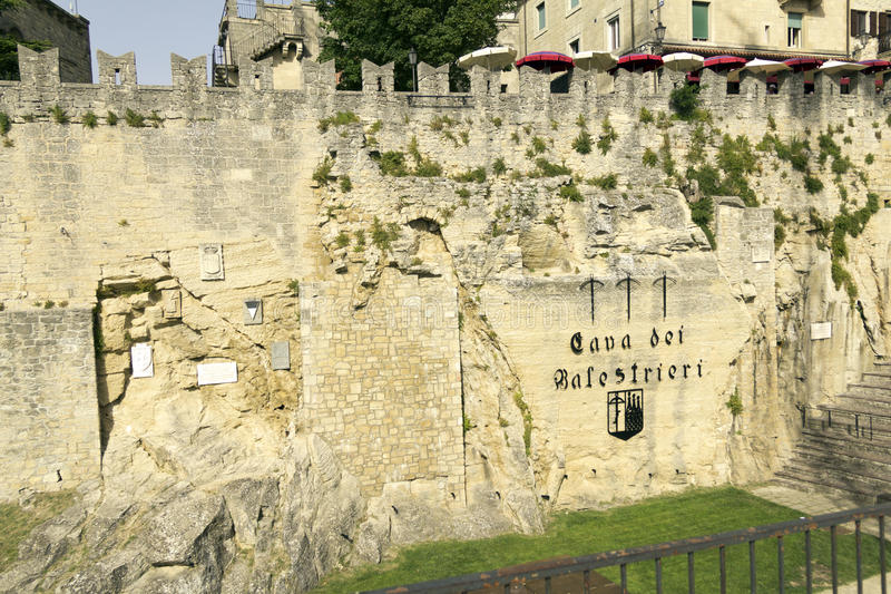 San Marino stockbilder