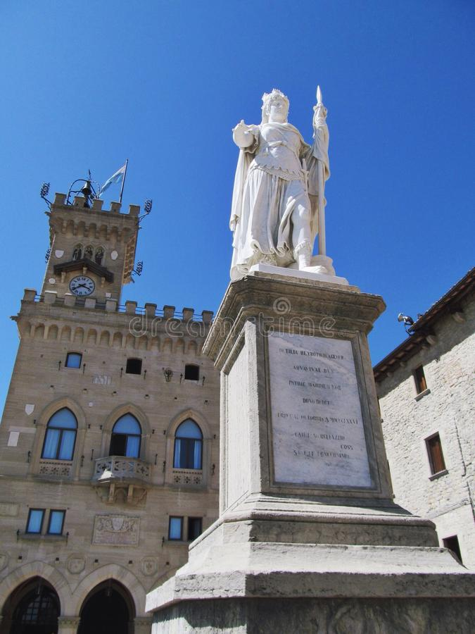 San Marino imagenes de archivo