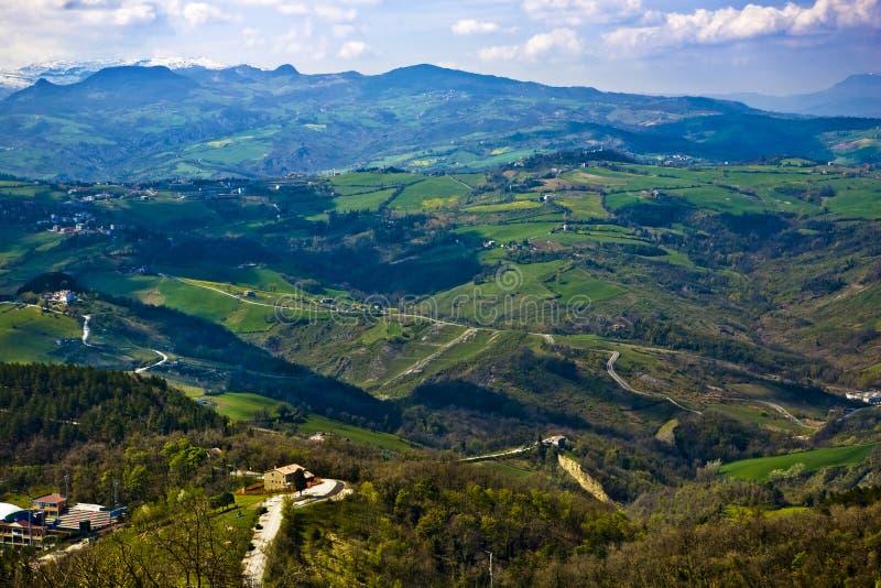 San Marino stock images