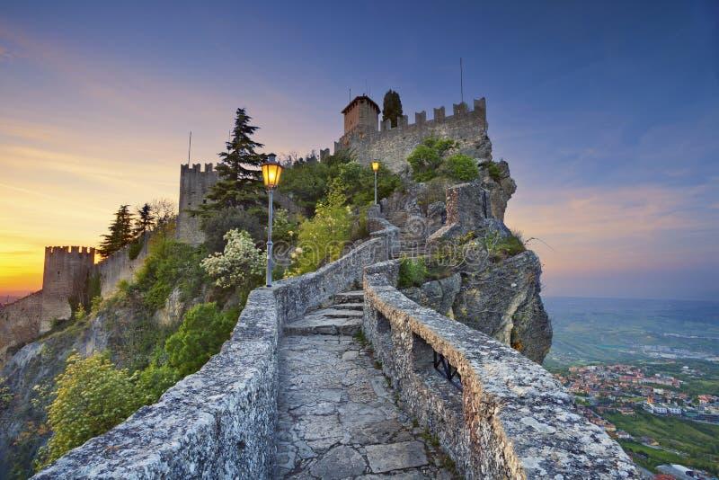San Marino foto de stock